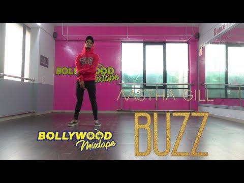 Aastha Gill - Buzz feat Badshah | Choreography by Hitesh Rathod.