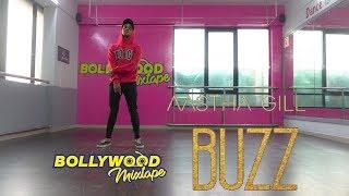 Aastha Gill - Buzz feat Badshah   Choreography by Hitesh Rathod.