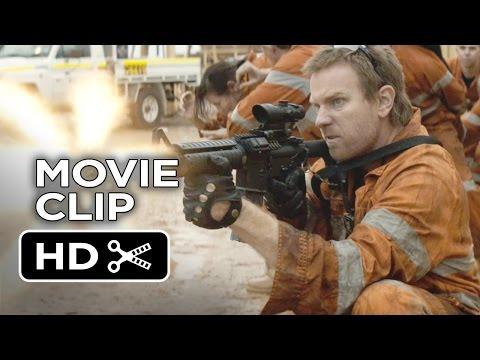 Son Of A Gun Movie CLIP - Escaping the Mine (2014) - Ewan McGregor Movie HD