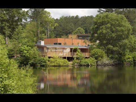 Chattahoochee Nature Center, The Discovery Center - Project of the Week 8/8/16