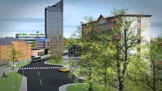 Презентация Индустриального парка Свема(Презентационный ролик индустриального парка