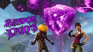 🔴LIVE Fortnite || Random Duo's || KAB-LLAMA Spray Giveaway At 2k Subs