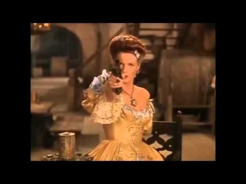Maureen O'Hara  Pirate Queen
