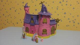 Заколдованный замок ведьмочек Филли, обзор игрового набора Filly 63-16. Игры для девочек.