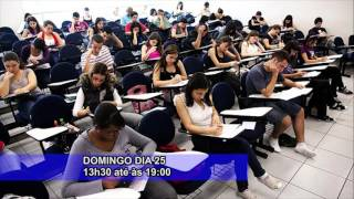 Enem: portões em locais de prova serão fechados ao meio-dia no Maranhão