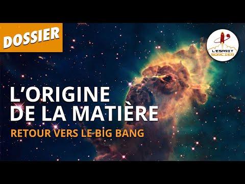 L'ORIGINE DE LA MATIÈRE - Dossier #28 - L'Esprit Sorcier