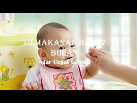 Makanan Ibu Menyesui Agar Bayi Gemuk
