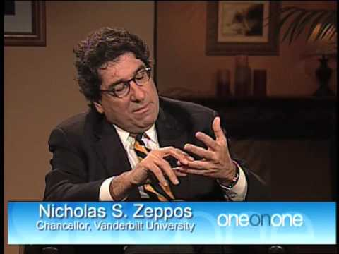 One on One Interview with Nicholas Zeppos | NPT