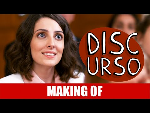 Making Of – Discurso