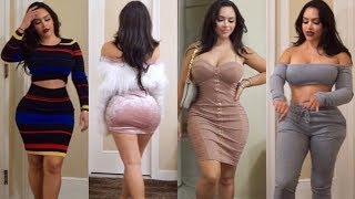 NYC Try On Haul with HoneyBum | MISSSPERU