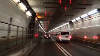 Holland Tunnel Westbound NY to Jersey City New Jersey