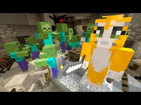 Minecraft Xbox - Ocean Den - The Worlds Worst Cave! (4)