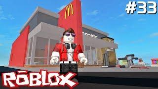 Roblox Gameplay PL [#33] McDonalds TYCOON cz.1 /z Skie