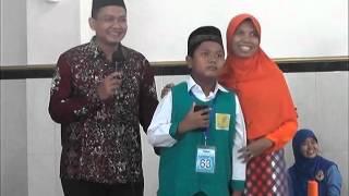 Imtihan SD Muhammadiyah 15 Surabaya Part 3
