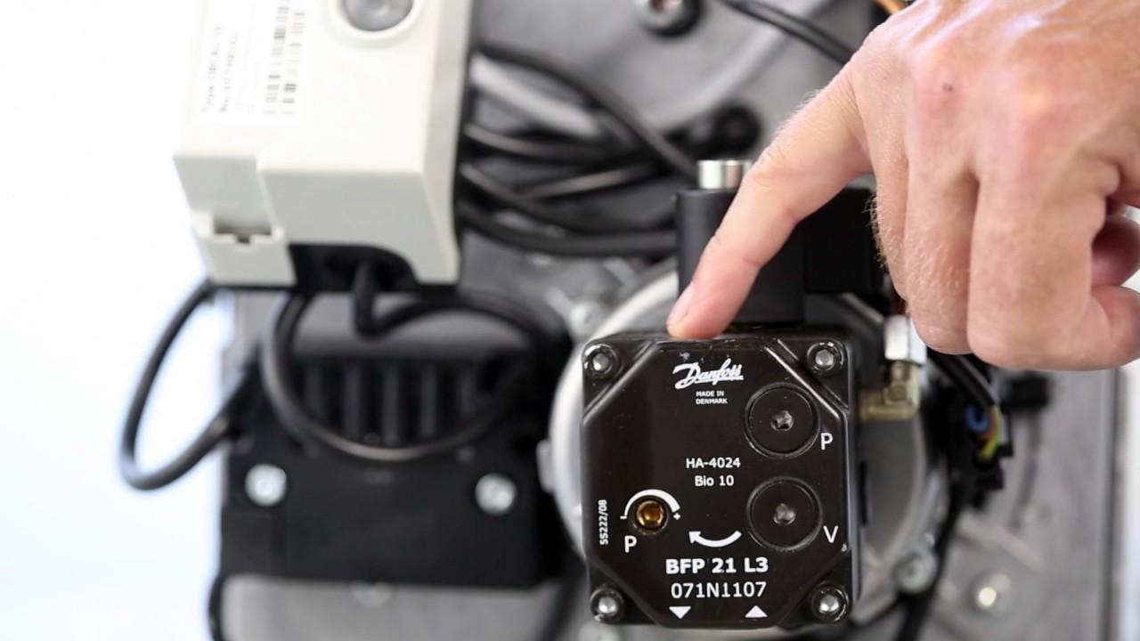 Changer La Cartouche Filtre De La Pompe Bfp 20 21 41 52
