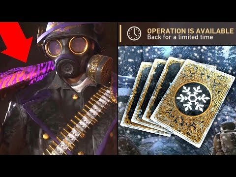 MASTER PRESTIGE REWARDS & Winter Siege is BACK! MW2 Meets WW2 Returning & Much More Revealed!