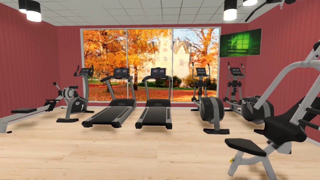Residential gym design and installation onsite gym hire and lease