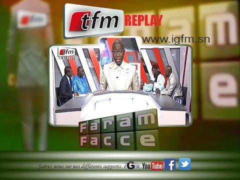 Faram Facce 23 mars 2016 - Invités: Doudou Wade, DiopSy, Me Omar Youm et Ousmane Sonko