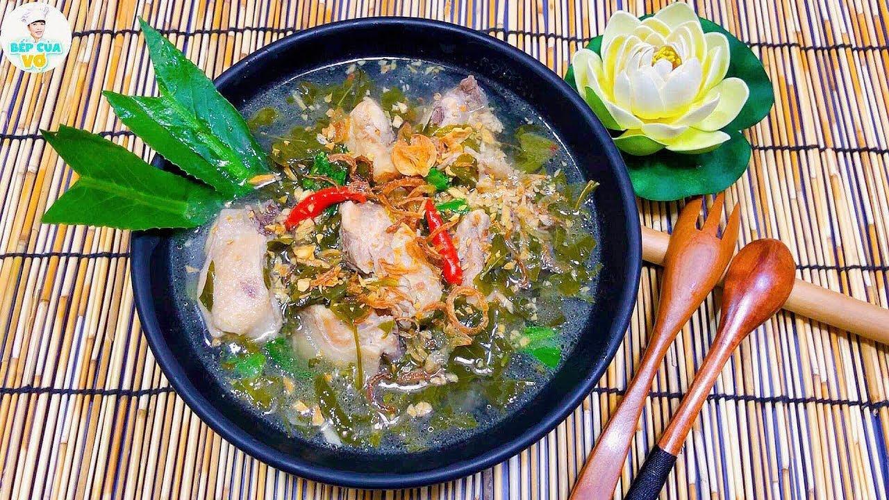 Cách nấu CANH GÀ LÁ GIANG đúng vị siêu ngon | Bếp Của Vợ
