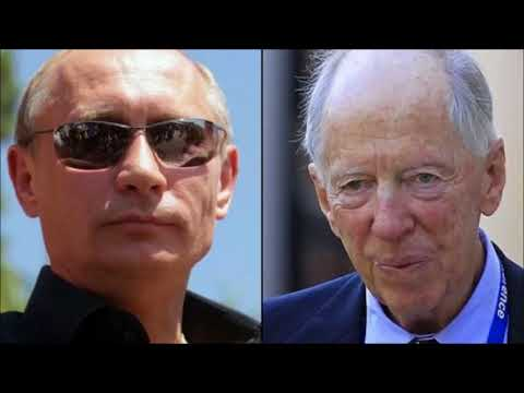 Putin Launching 'Cryptorouble' To Declare War On Rothschild Central Banks