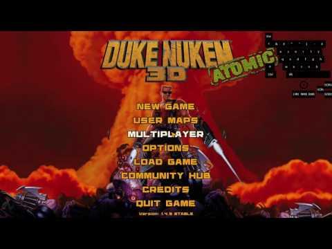 Guide Speedrun Duke Nukem 3D Episodes 1-3 Any% Français