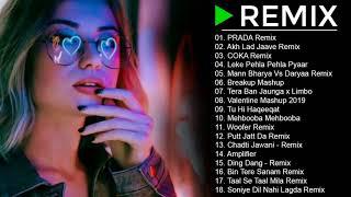 "Latest Bollywood Remix Songs 2019 ""Remix"" - Mashup - ""Dj Party"" Best HINDI Songs Mashup 2019"