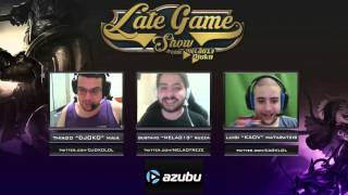Late Game Show #23 C/ Kaov - Bloco 3: Série de Promoção