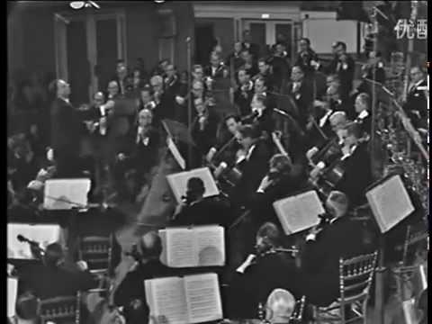 Karl Böhm & Wiener Philharmoniker - Opening Concert of 1963 Wiener Festwochen