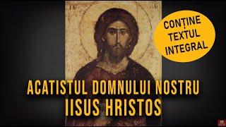 Acatistul Domnului Iisus Hristos (subtitrat - INTEGRAL)  - Schitul Lacu, Muntele ATHOS
