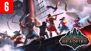 Pillars of Eternity 2 Deadfire Gameplay Walkthrough Part 6 Blow the Man Down (Deadlight Fort)