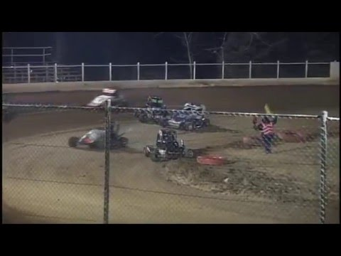 Shellhammers Speedway April 6th 2016 - Highlights
