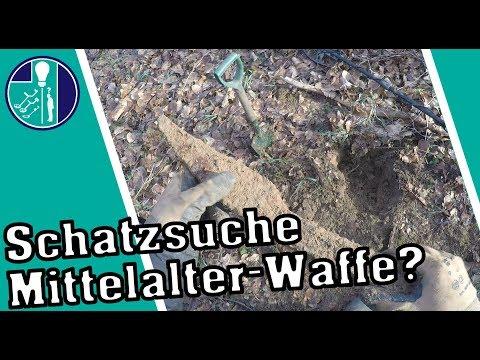 Sondeln Mittelalterwaffe gefunden? - Metal detecting - Medieval Weapon find?