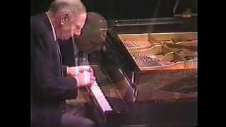 Dave McKenna playing C Jam Blues