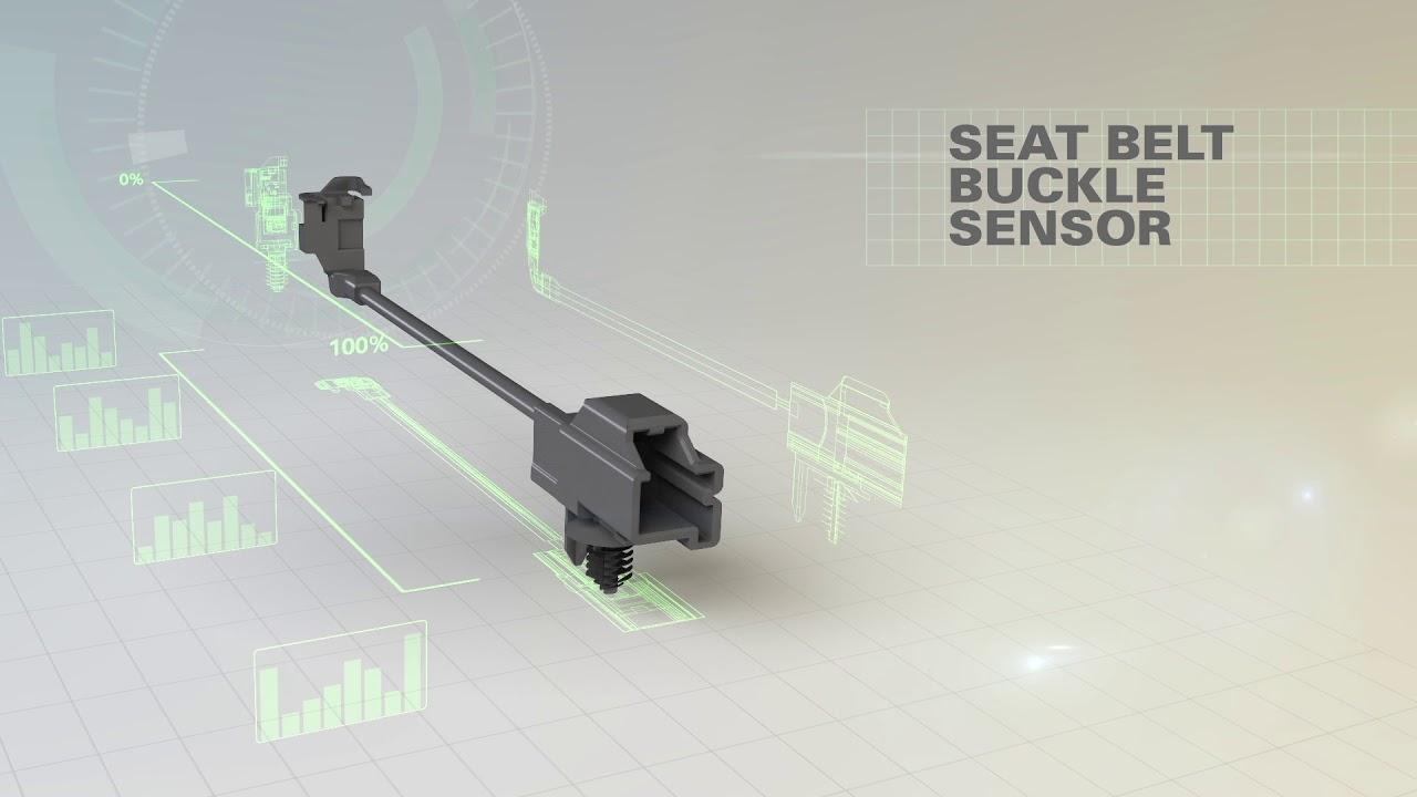 Reed Seat Belt Buckle Sensing Series - Littelfuse