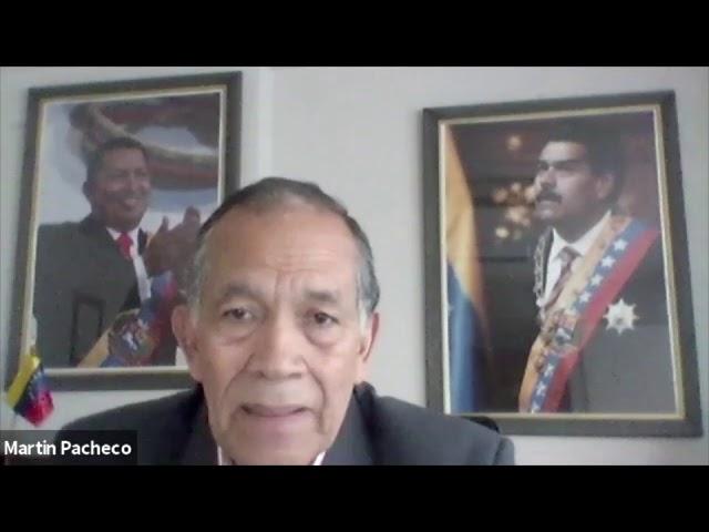 Entrevista a Martín Pacheco, Cónsul de Venezuela para Galicia e Asturias