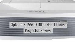 Optoma GT5500 Projector Review