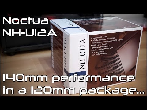 Noctua NH-U12A - Most Impressive