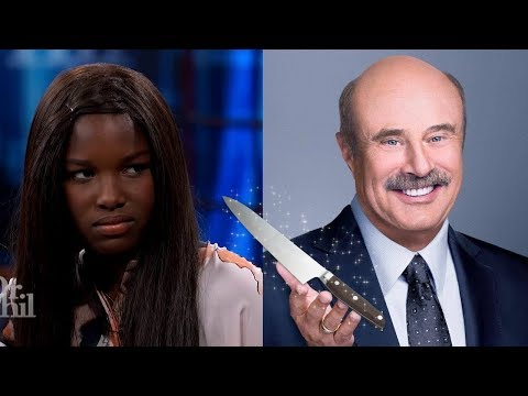 Dr Phil's First L - Creepiest Catfish Tracie Barbie - React Couch