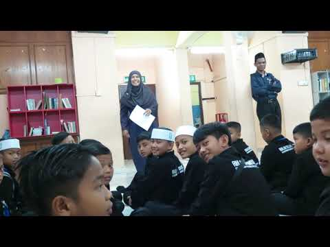 PROGRAM SIT IN DI ADNI INTERNATIONAL SCHOOL, SELASA 30 JANUARI 2018