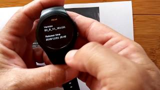 "No.1 G3+ ADVANCED ""Rotating Bezel"" Smartwatch: Unboxing and Review"