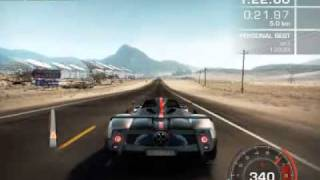Need For Speed Hot Pursuit 2010: Test 2