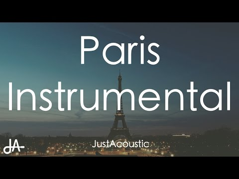 Paris - The Chainsmokers (Acoustic Instrumental)