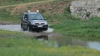 Tata Safari Storme 4*4 Offroading