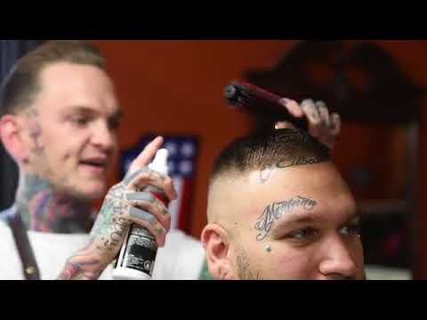 Black Door Barber Co. Promo 2017