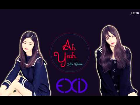 EXID Ah Yeah remix by Areia Kpop