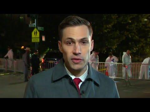 Investigators comb lower Manhattan after terror attack