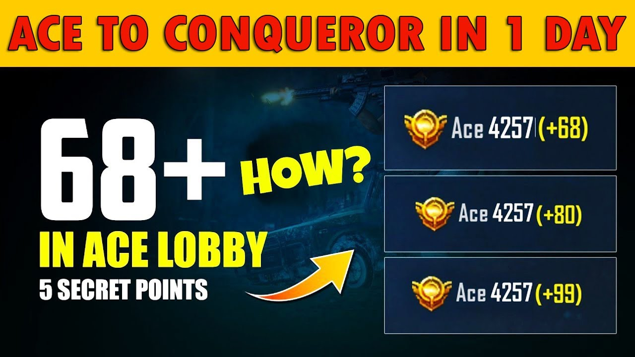 Download How To Get More Plus Point In Pubg Mobile Lite | How To Increase Your Plus Points In Conqueror Lobby
