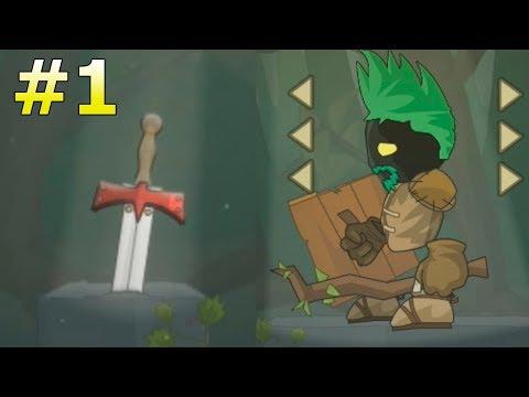 Создай Легендарного Воина - Swords and Souls 1 серия