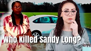Coffee and Crime Time: Who Killed Sandy Long?