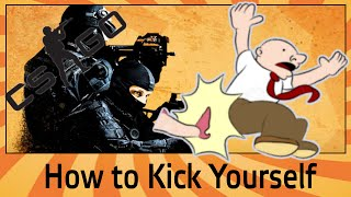 CSGO - How to Kick Yourself [Competitive and Casual]